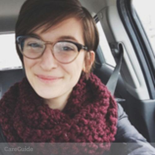 Pet Care Provider Jessica Larsen's Profile Picture