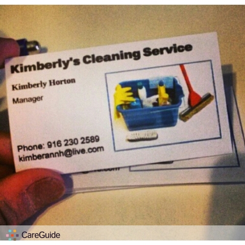 Housekeeper Provider Kimberly Horton's Profile Picture