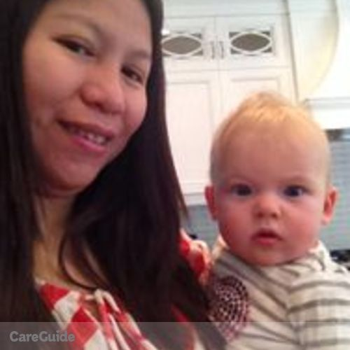Canadian Nanny Provider Aileen 's Profile Picture