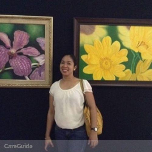 Canadian Nanny Provider Georgia Lanaja's Profile Picture