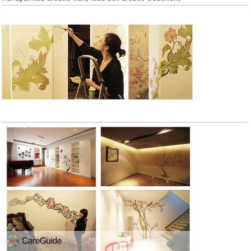 Painter Provider Panyu Xiao's Profile Picture