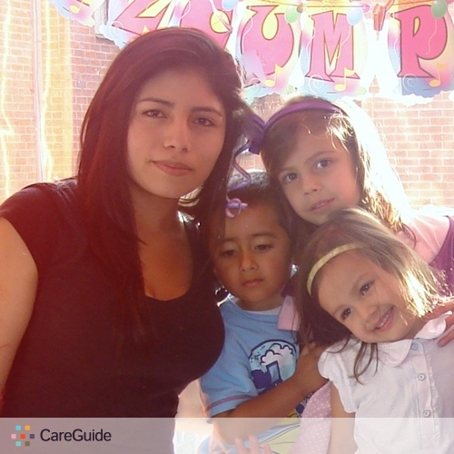 Child Care Provider Ana Maria Hernandez's Profile Picture
