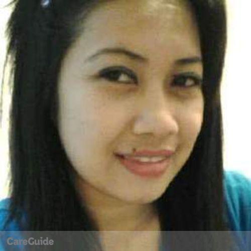 Canadian Nanny Provider Marilyn Alia's Profile Picture