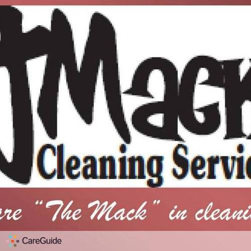 Housekeeper Provider JMack Cleaning Services's Profile Picture