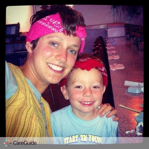 Child Care Provider April K's Profile Picture