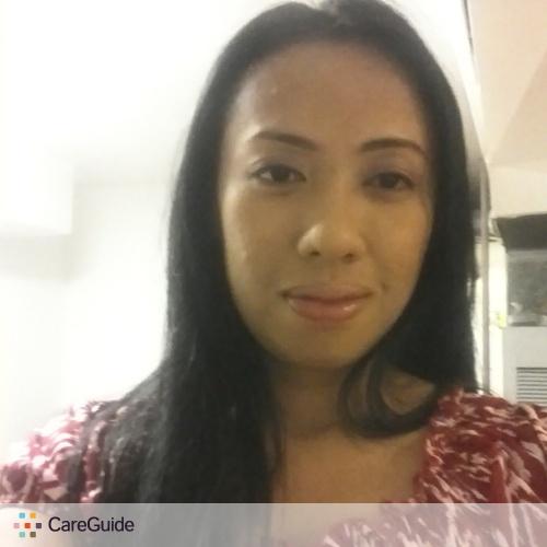 Child Care Provider Eldia A's Profile Picture
