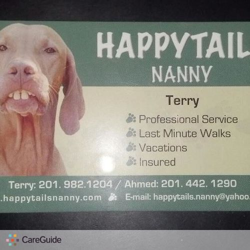 Pet Care Provider terry follaco's Profile Picture