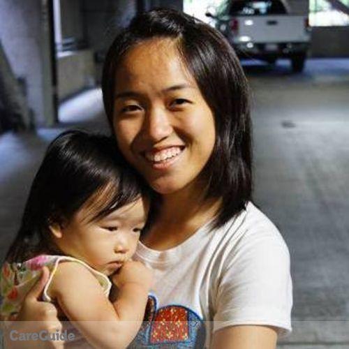 Child Care Provider Katie Yiu's Profile Picture