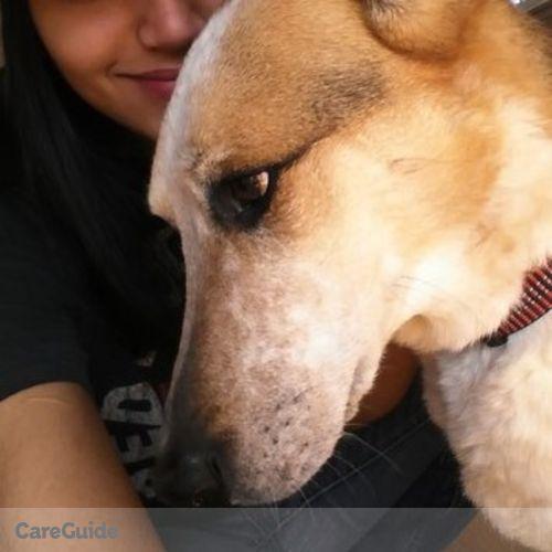Pet Care Provider Monica C's Profile Picture