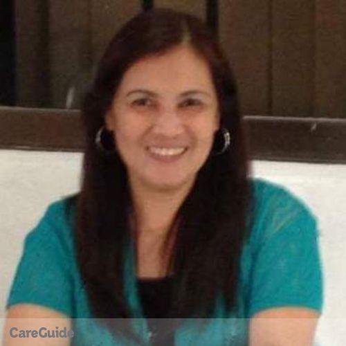 Canadian Nanny Provider Lilibeth Nieva's Profile Picture