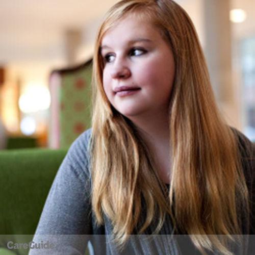 Canadian Nanny Provider Rebecca Gillis's Profile Picture