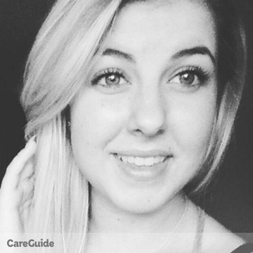 Canadian Nanny Provider Ashlynn B's Profile Picture