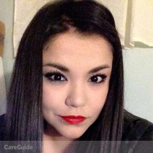 Canadian Nanny Provider Sabrina's Profile Picture