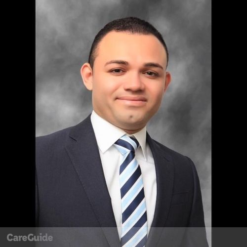 Pet Care Provider Misael Rodriguez's Profile Picture