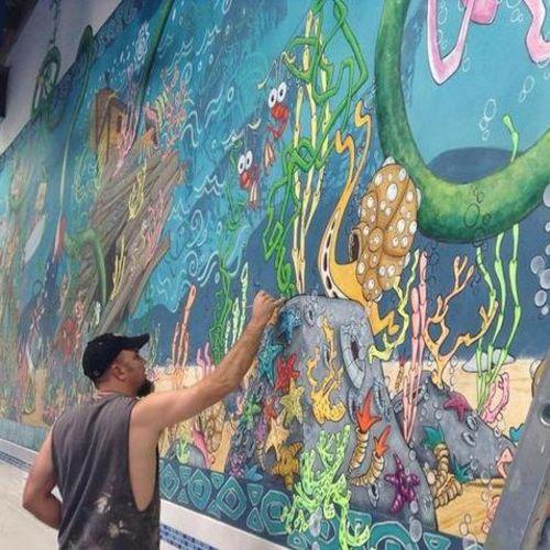 Painter Provider David P's Profile Picture