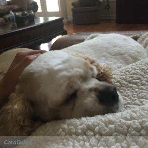 Pet Care Provider Haley West's Profile Picture