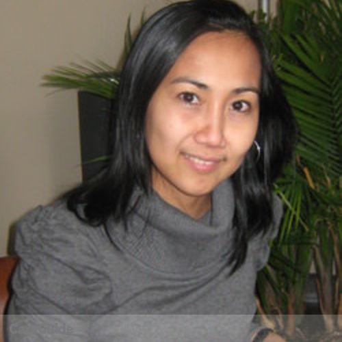 Canadian Nanny Provider Marivic Zinampan's Profile Picture