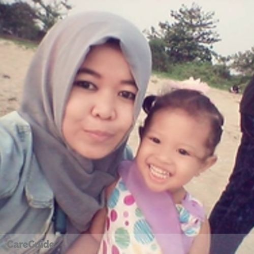 Canadian Nanny Provider Iklimawati S's Profile Picture