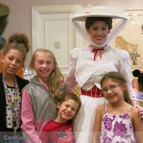 Child Care Job Melanie Tringali's Profile Picture