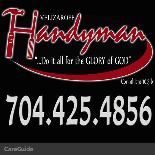 Handyman Provider Velizaroff Handyman's Profile Picture