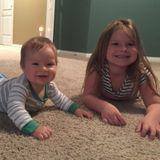 Childcare for 8mo & 5yo