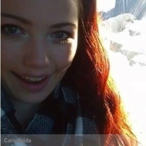 Canadian Nanny Provider Briana Hogg's Profile Picture