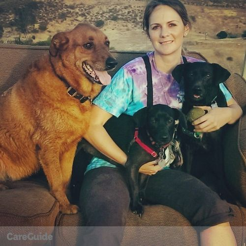 Pet Care Provider Shayla Moss's Profile Picture