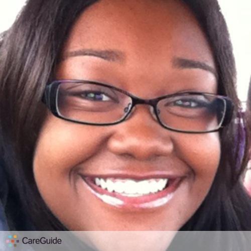 Child Care Provider Arielle Harvey's Profile Picture