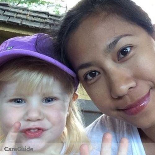 Canadian Nanny Provider Jenny De Guzman's Profile Picture