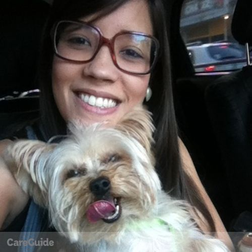 Canadian Nanny Provider Dani Fernández's Profile Picture