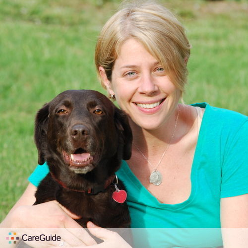 Pet Care Provider Melanie Hadzopulos's Profile Picture