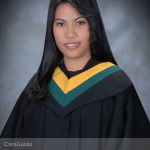 Canadian Nanny Provider Raquel B's Profile Picture