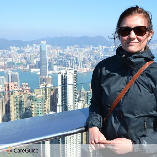 House Sitter Provider Jessica Atnikov's Profile Picture