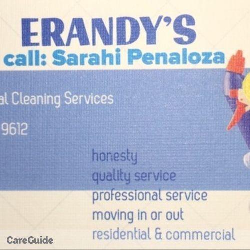 Housekeeper Provider Sarahi Penaloza's Profile Picture