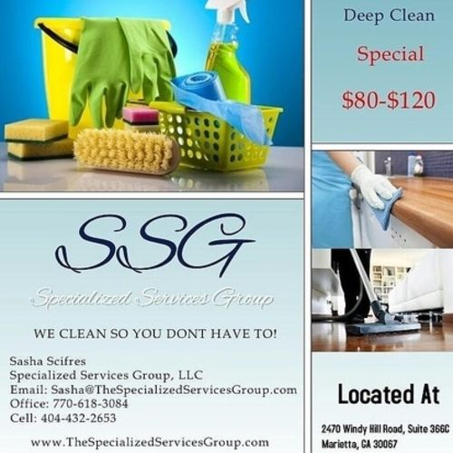 Housekeeper Provider Specialized Services Group, LLC's Profile Picture