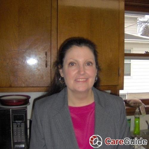 Child Care Provider Janet Tone's Profile Picture