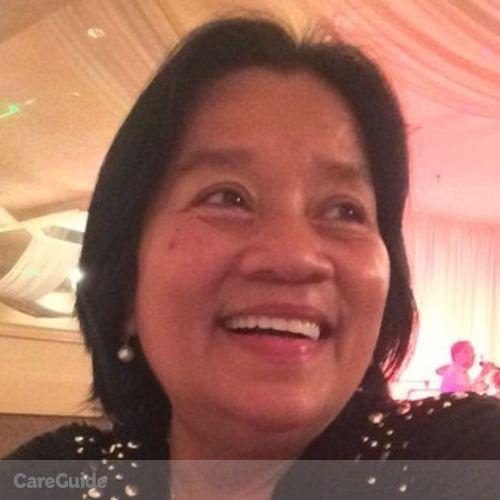 Canadian Nanny Provider Adelaida Ambon's Profile Picture