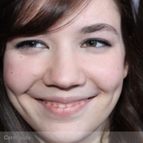 Canadian Nanny Provider Kate K's Profile Picture