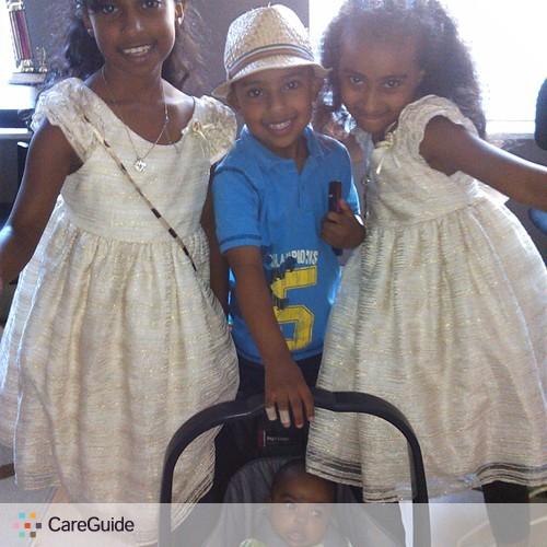 Child Care Provider Sabrin A's Profile Picture