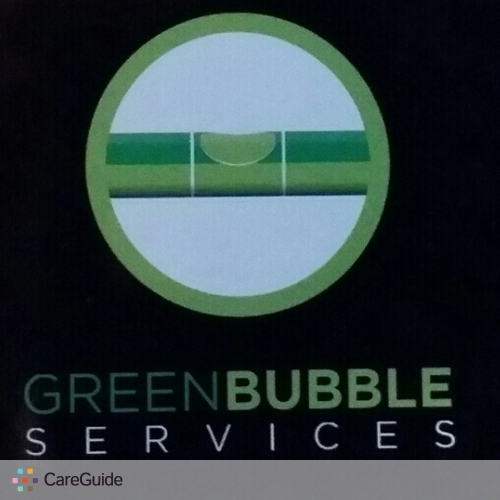 Handyman Provider Green bubble Services Greg Jolly's Profile Picture