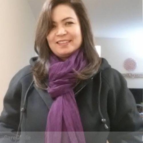 Canadian Nanny Provider Maria Leah Cenina's Profile Picture