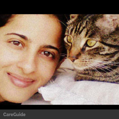 Pet Care Provider Harshika Naidu's Profile Picture
