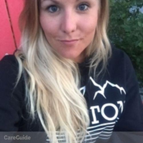 Canadian Nanny Provider Nicole Leckie's Profile Picture