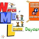 Watch Me Learn licensed home daycare in Savoy, IL has openings available for 2 month old infants - 5 year olds