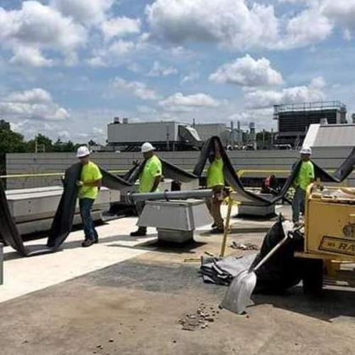 Roof Repairs & Service
