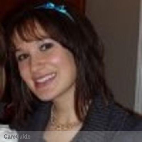 Canadian Nanny Provider Samantha Perrotta's Profile Picture