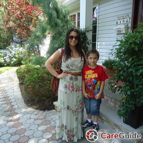 Child Care Provider Krista Ballante's Profile Picture