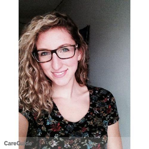 Canadian Nanny Provider Sara Leblanc's Profile Picture