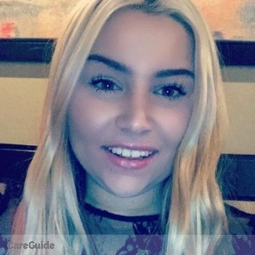 Canadian Nanny Provider Brooke Grenon's Profile Picture