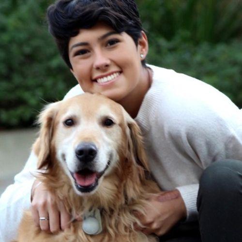 Undergraduate student that loves all animals!
